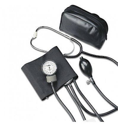 Fonendoscopio y esfigmomanómetro