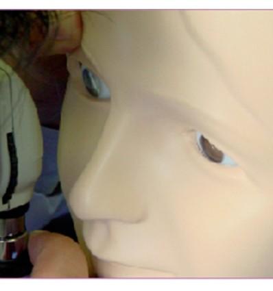 Simulador de Exploración de fondo de ojo