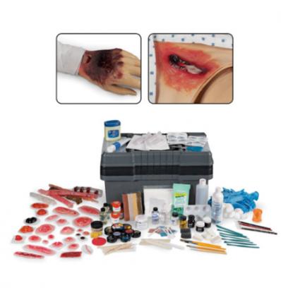 Kit para simulación de cuidados de enfermería - ultra